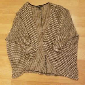 Forever 21 open sweater
